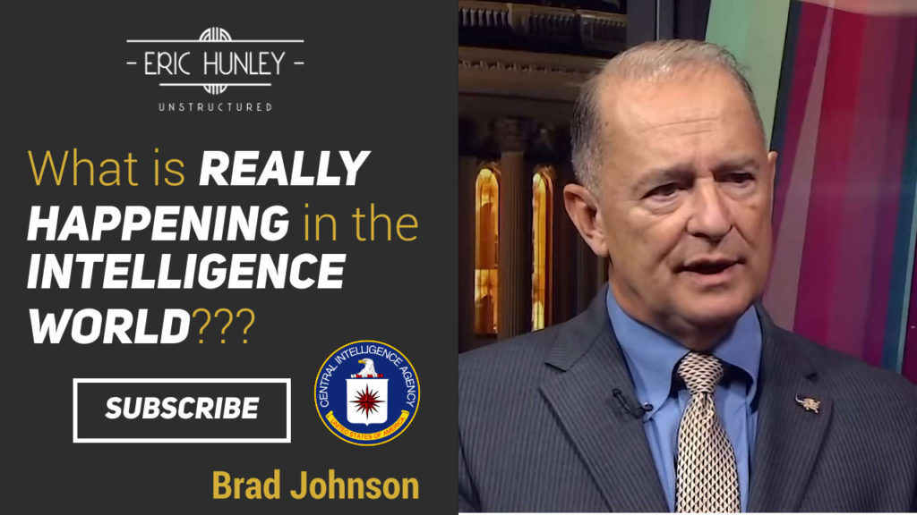 Eric Hunley Unstructured Live Stream Interviews - Intel Reform with Brad Johnson YouTube Thumbnail