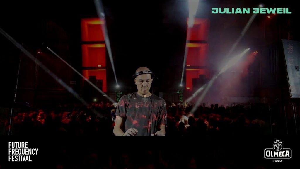 Julian Jeweil Live @ Future Frequency Festival 2019